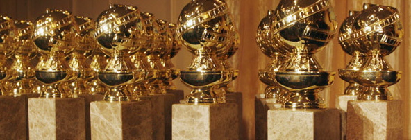 Golden Globe statues